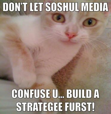 Meet Margeaux Our Social Media Cat Build A Strategy Social Media Marketing Trends Social Media Strategies Social Media
