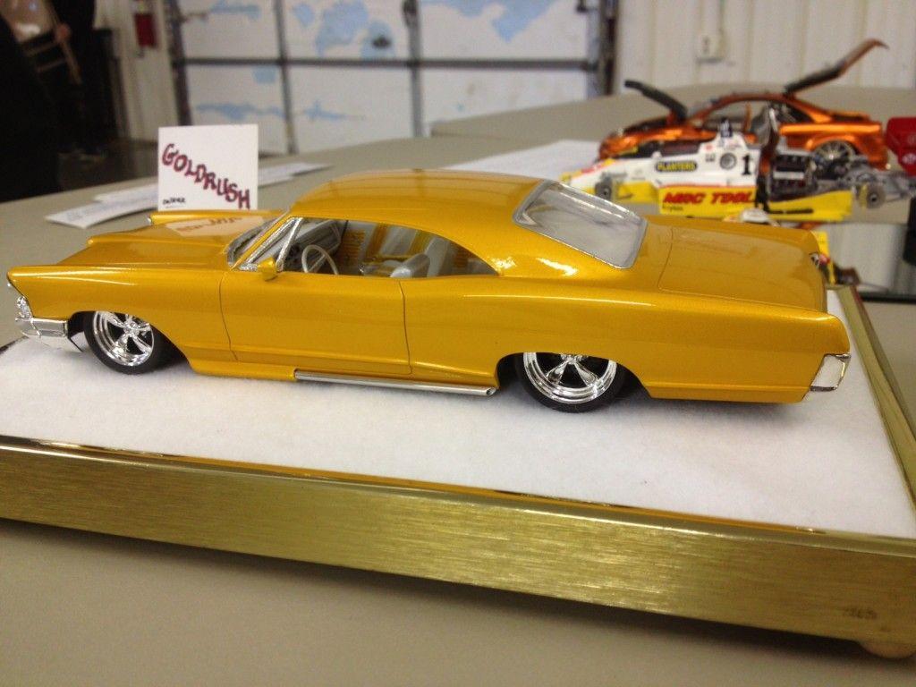 Pontiac Custom Plastic Model Cars Model Car Contest Photos