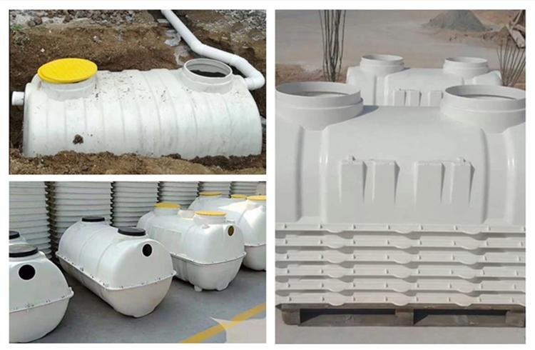 Fiberglass Septic Tank Septic Tank Fiberglass Sewage System