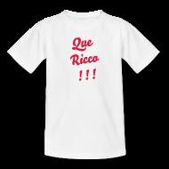 In Cucina Con Chanena: Que Ricco!