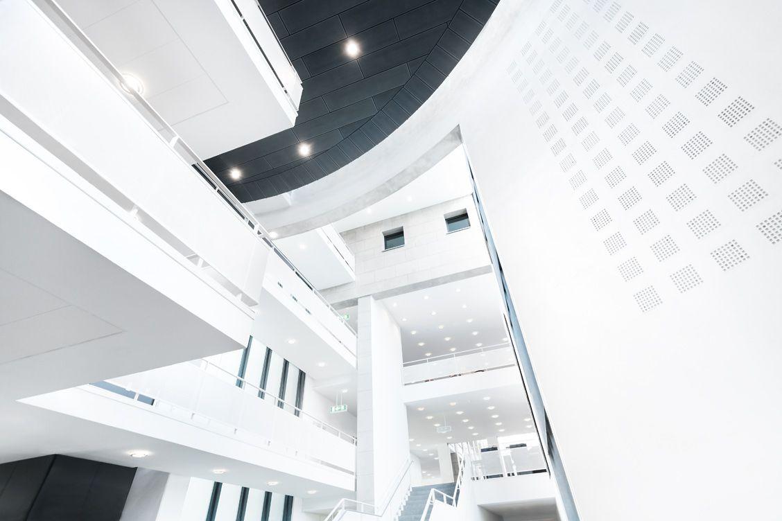 Malmö Stadsbibliotek - Interior
