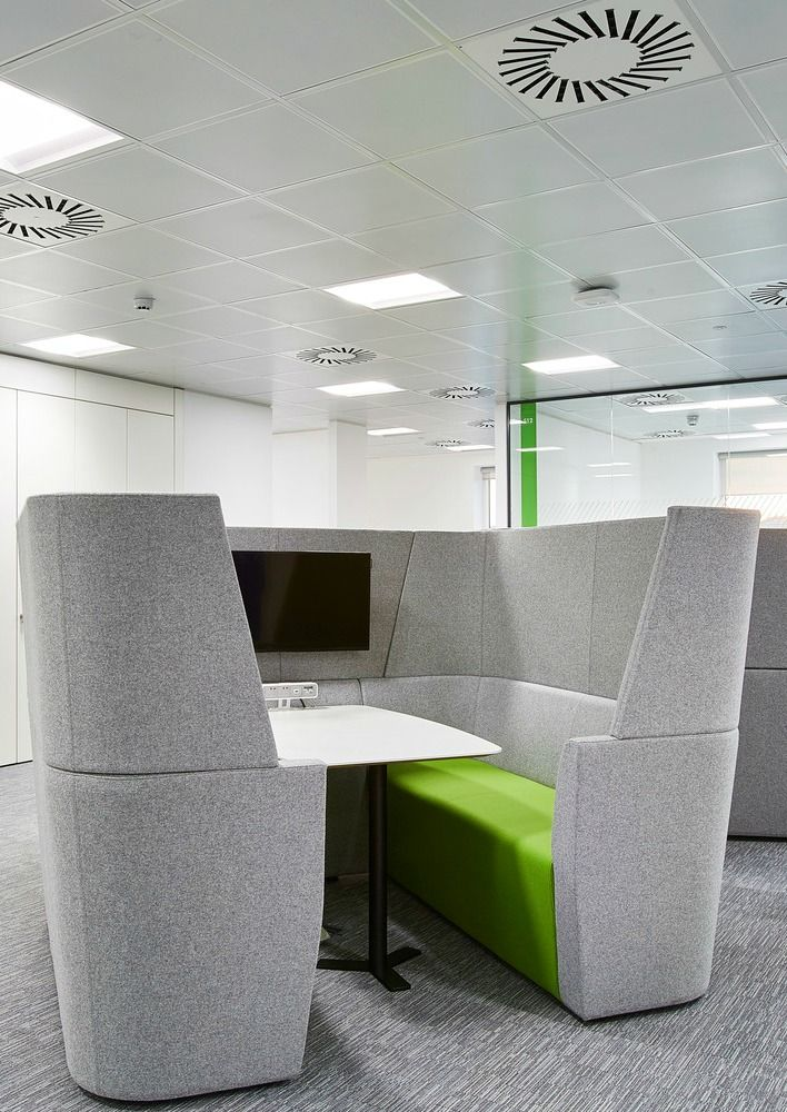 Goodyear Dunlop Office Fit Out
