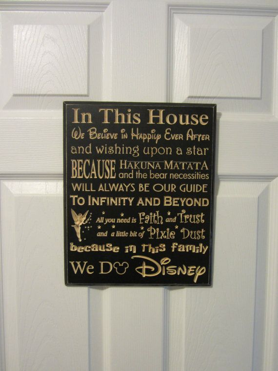 Engraved cnc carved wall decor sign in this by