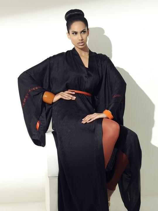Arabic Abaya Designs By Arabesque