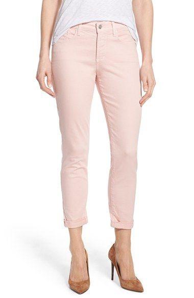 NYDJ 'Rachel' Stretch Roll Cuff Ankle Jeans (Regular & Petite)