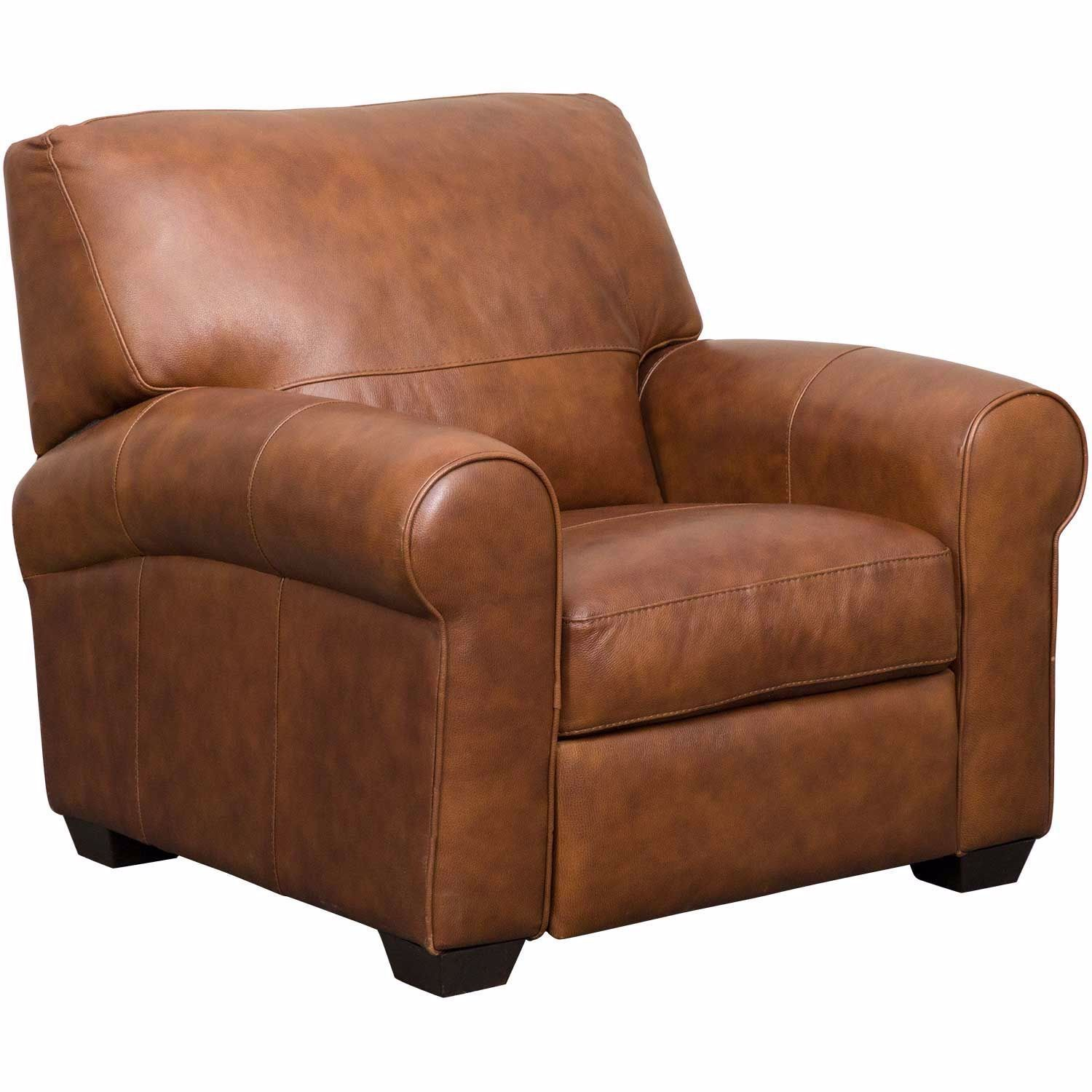 Whisky Italian All Leather Recliner In 2020 Leather Chair Brown Leather Sofa Living Room Brown Leather Chairs