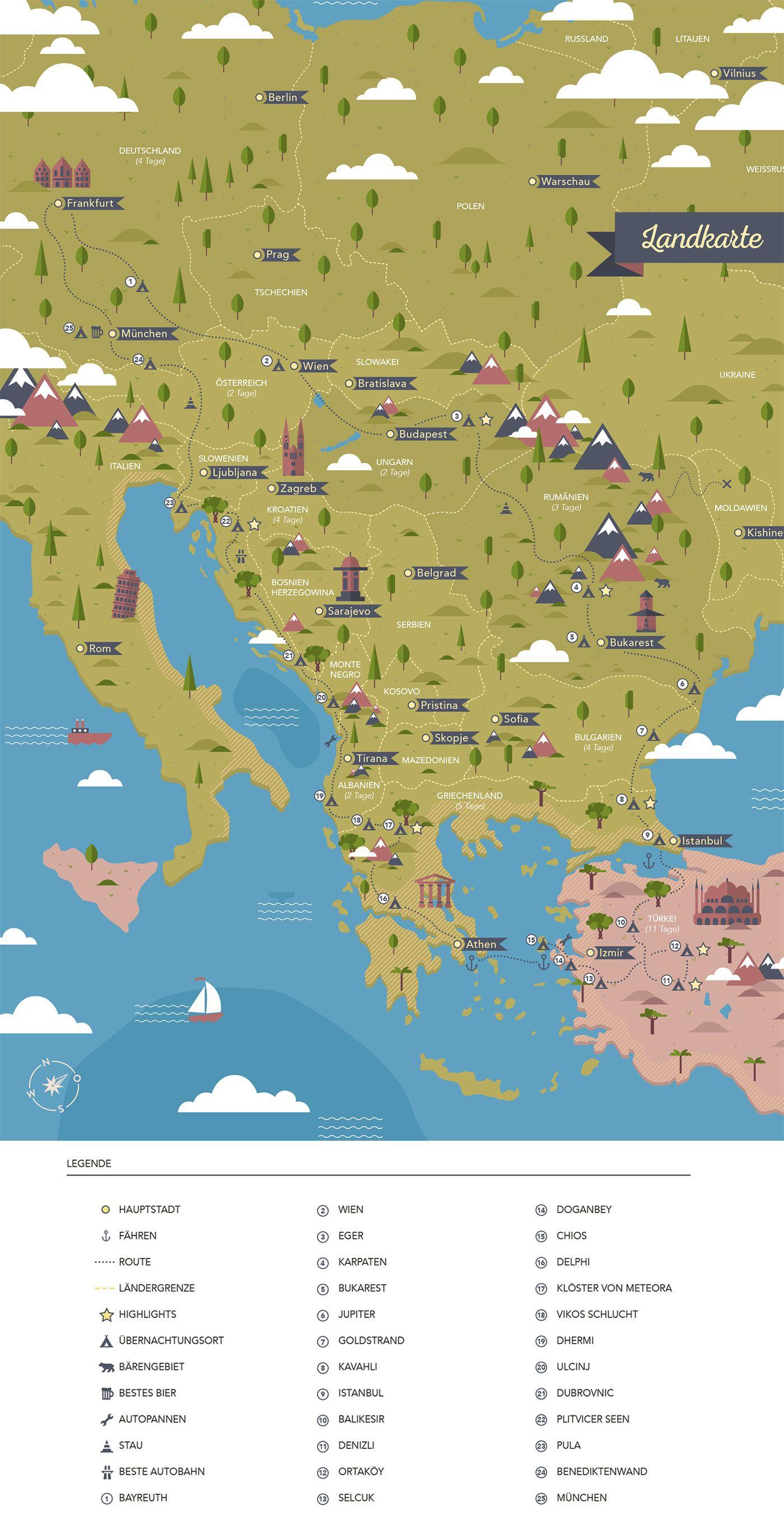 Reisevergnugen In 11 Fotos Durch Osteuropa Osteuropa Reisen