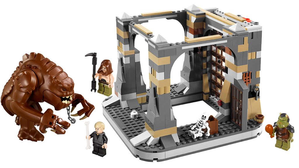 Lego star wars monsters