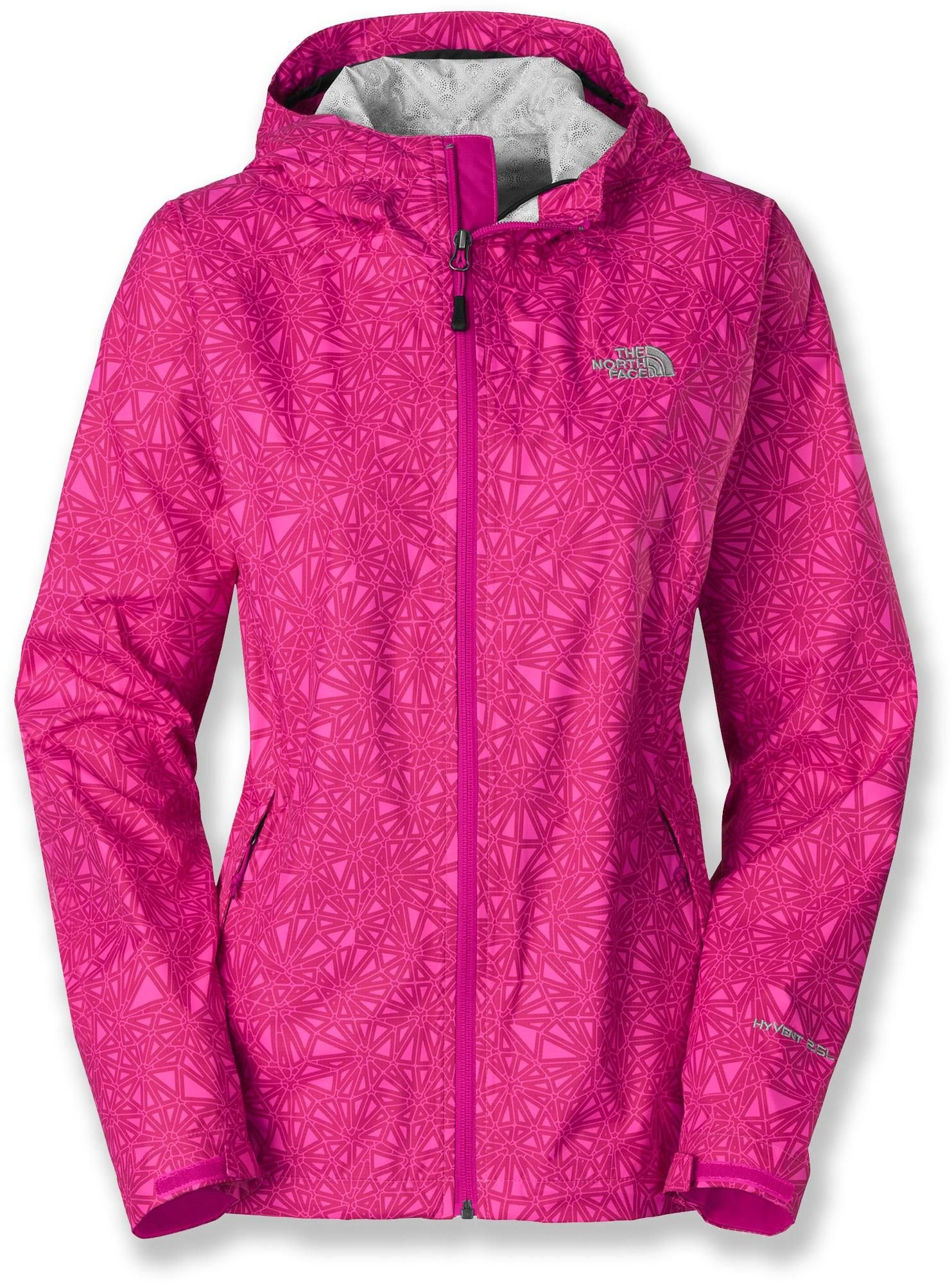 At REI Outlet: Women's The North Face Bella Rain Jacket ...