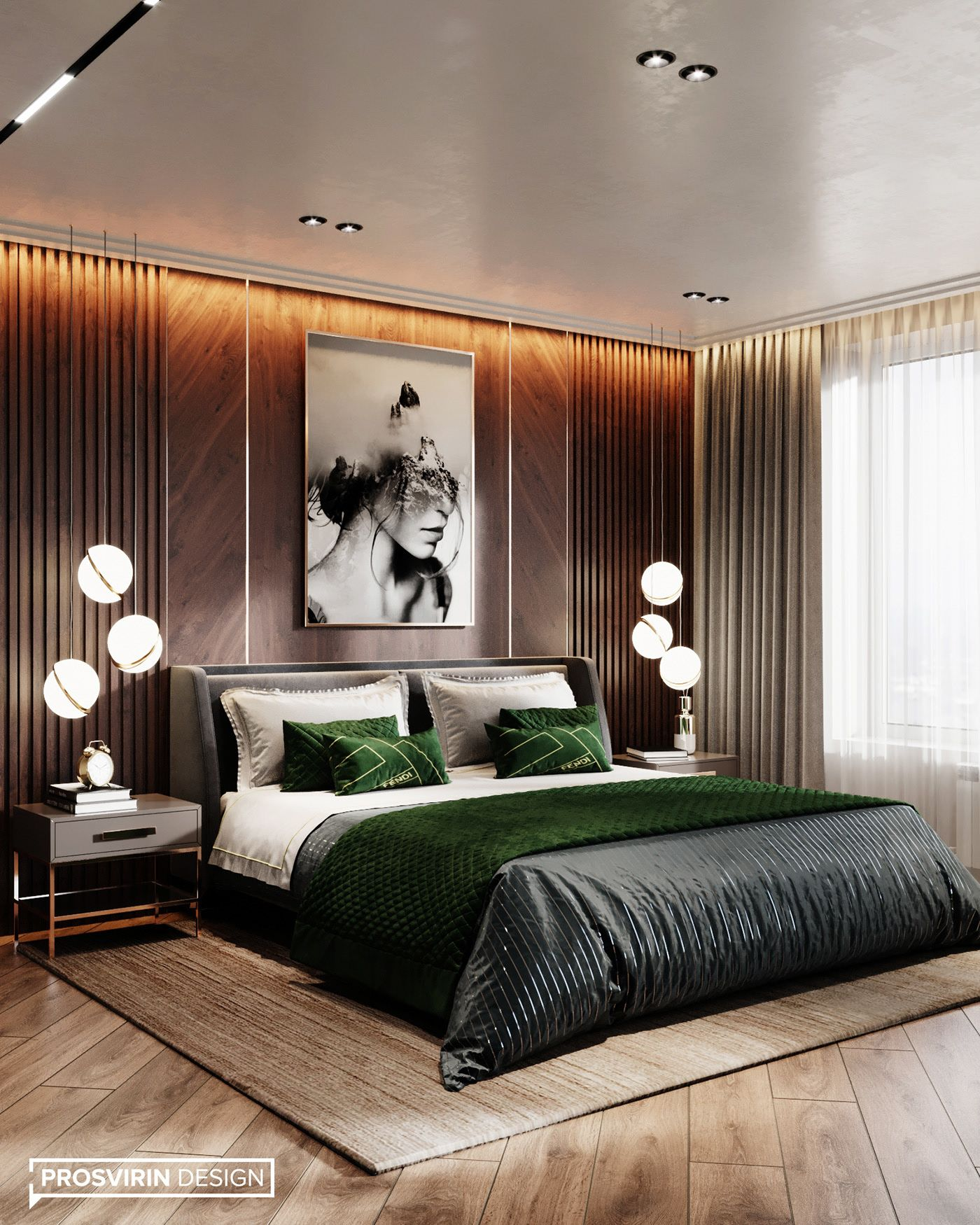 FULLLIFE on Behance in 2020 | Luxury bedroom master, Hotel ...