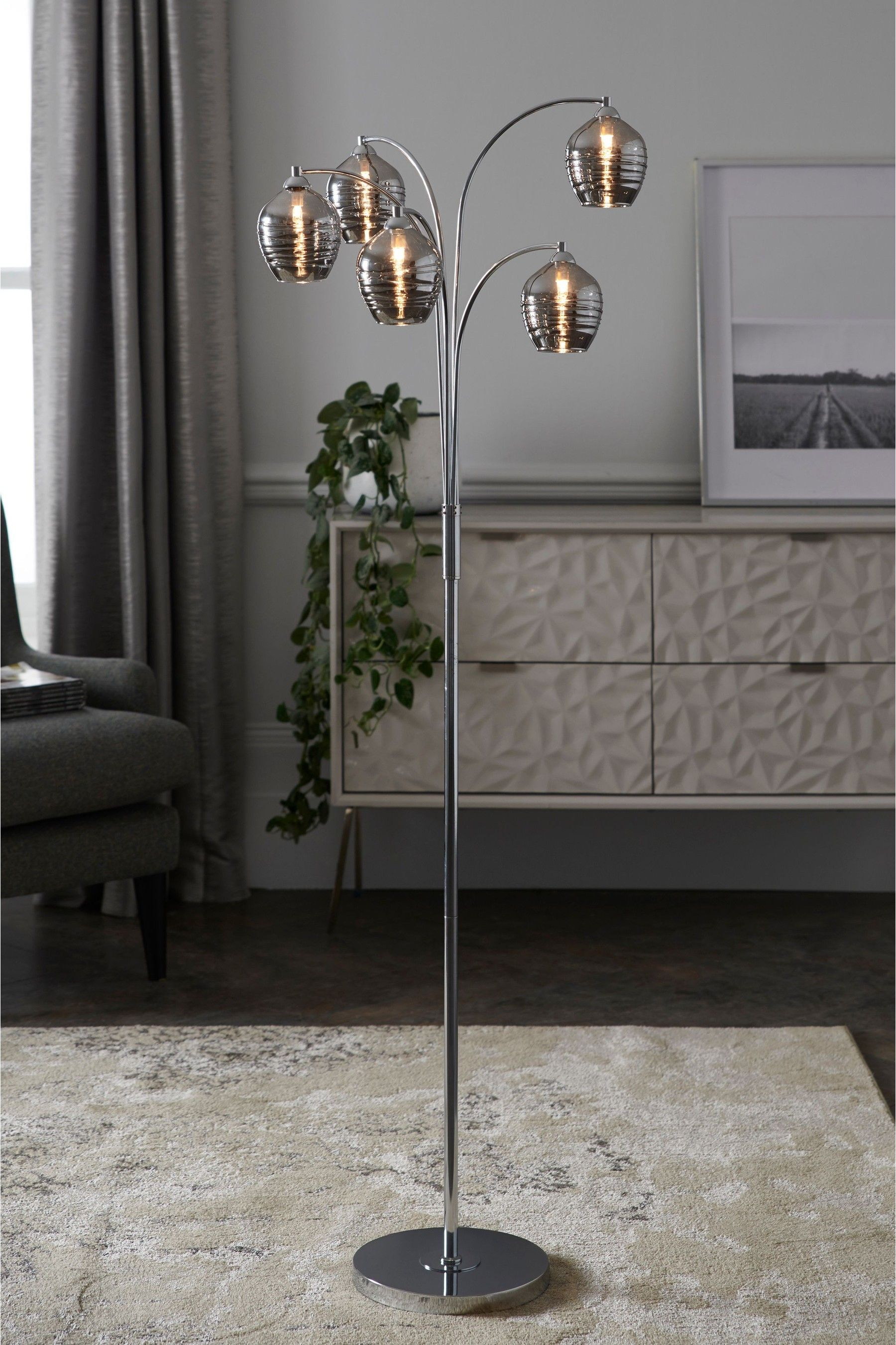 Buy Drizzle Floor Lamp from the Next UK