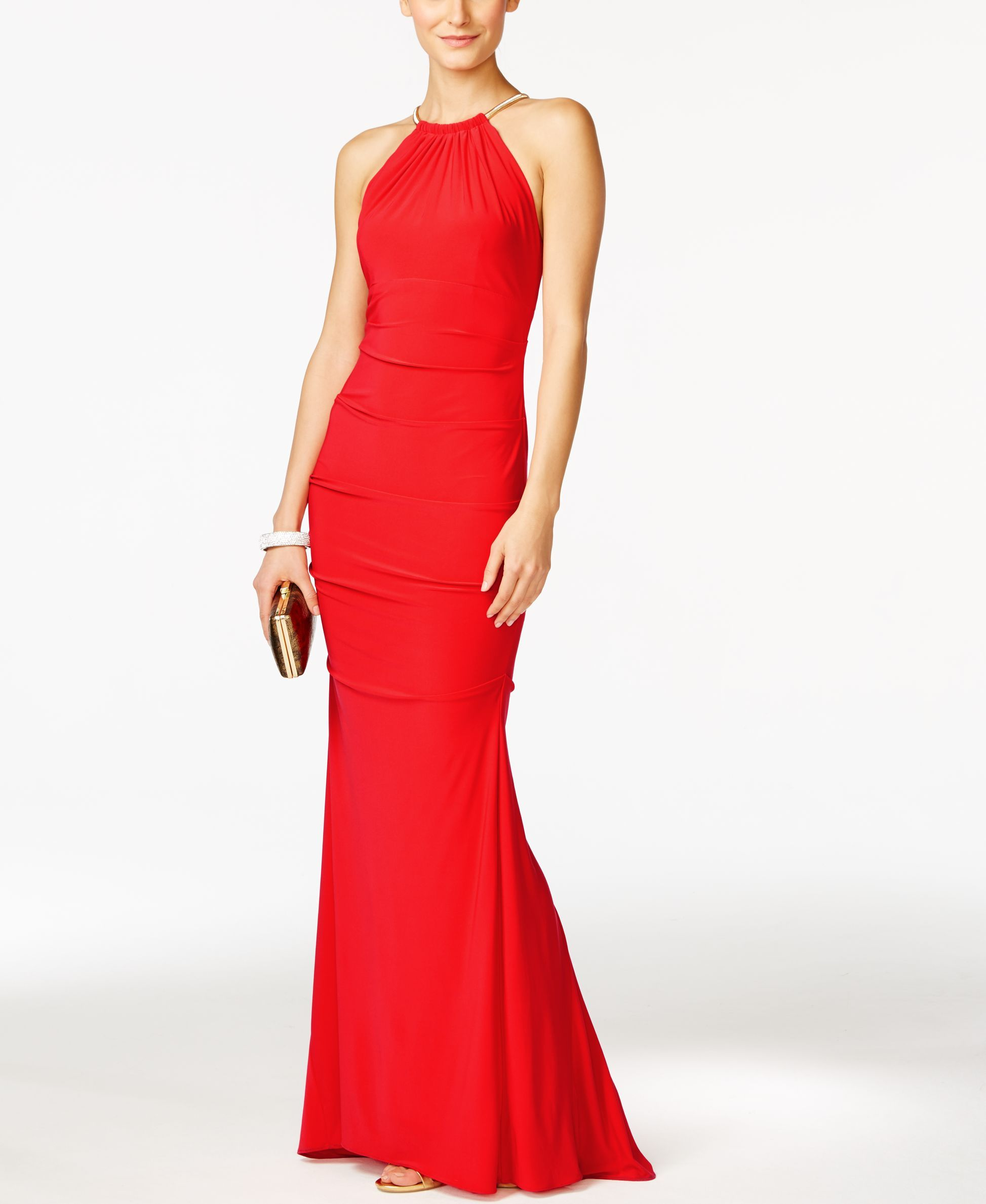 X by Xscape Halter Gown | Products | Pinterest | Halter gown and ...