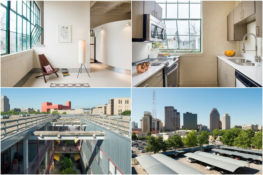 Our Loft Community Is Located In North Downtown San Antonio Steps From The San Antonio River Walk Tobin Center For T Lofts For Rent House Styles Urban Living