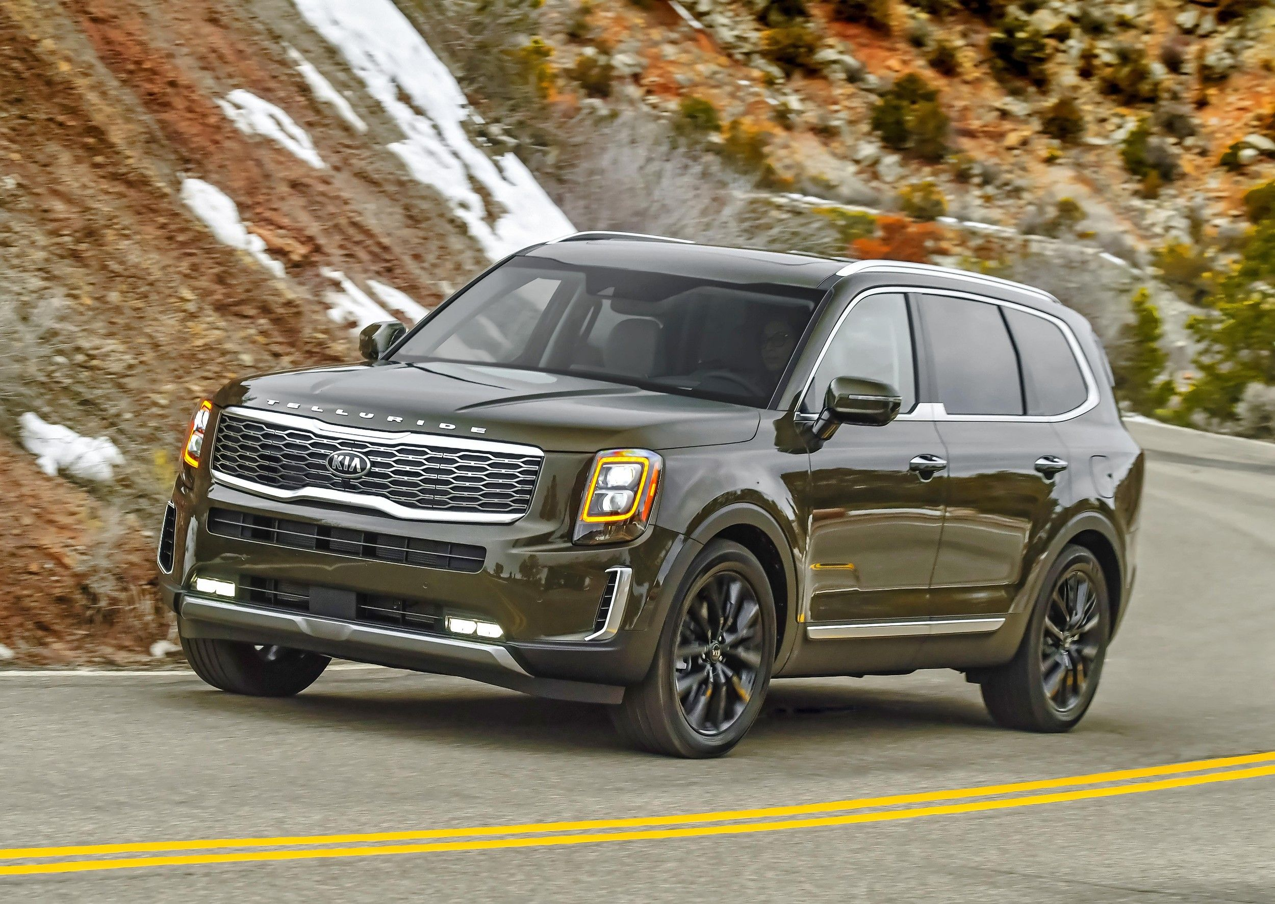 2020 Kia Telluride Review Ratings Specs Prices And Photos Kia Telluride Cars Kianaples Kia Telluride Car