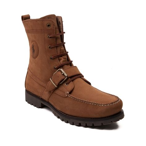 Shop for Mens Ranger Boot by Polo Ralph Lauren, Tan, at Journeys Shoes.