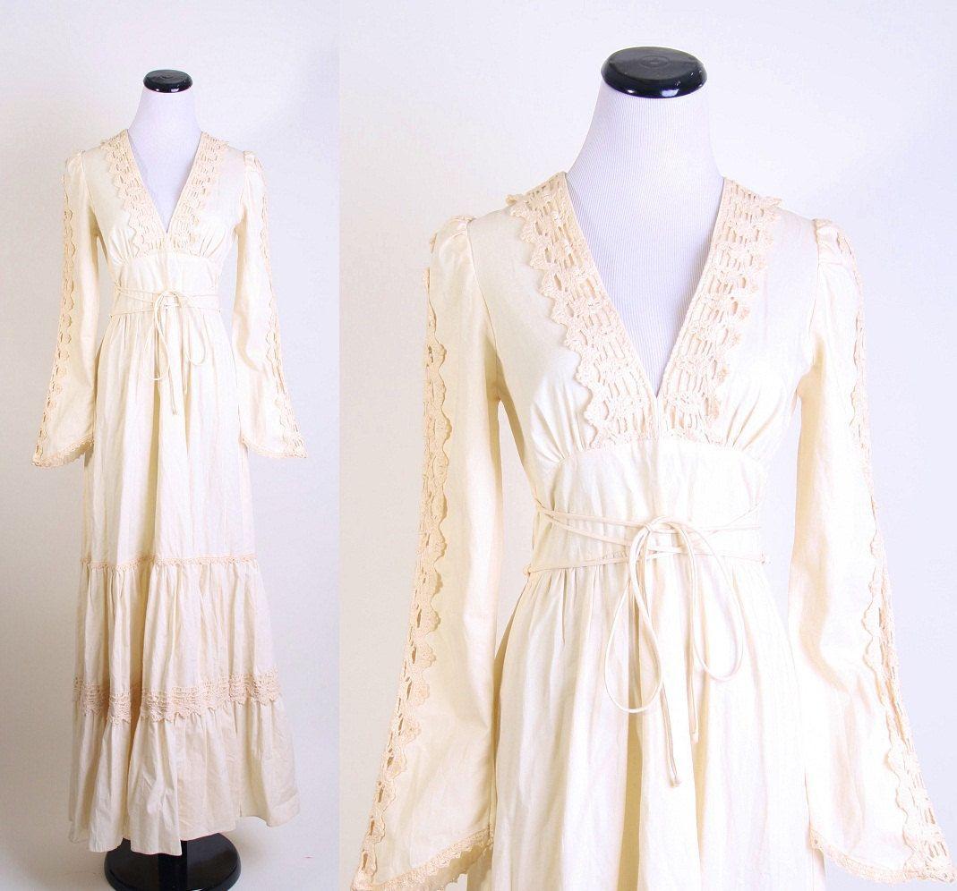 Gunne sax wedding dress  Gunne Sax  Crochet  wedding dress  Renaissance  Dress
