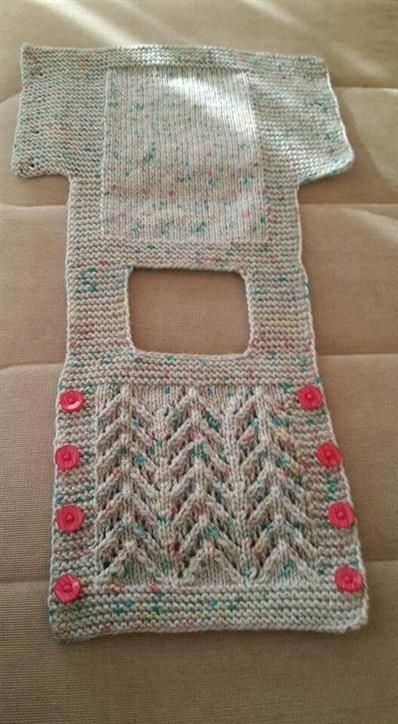 Photo of Baby Knitting Patterns Hübscher handgestrickter Baby-Pullover | Velvetknit auf …, #auf #Ba… – Welcome to Blog