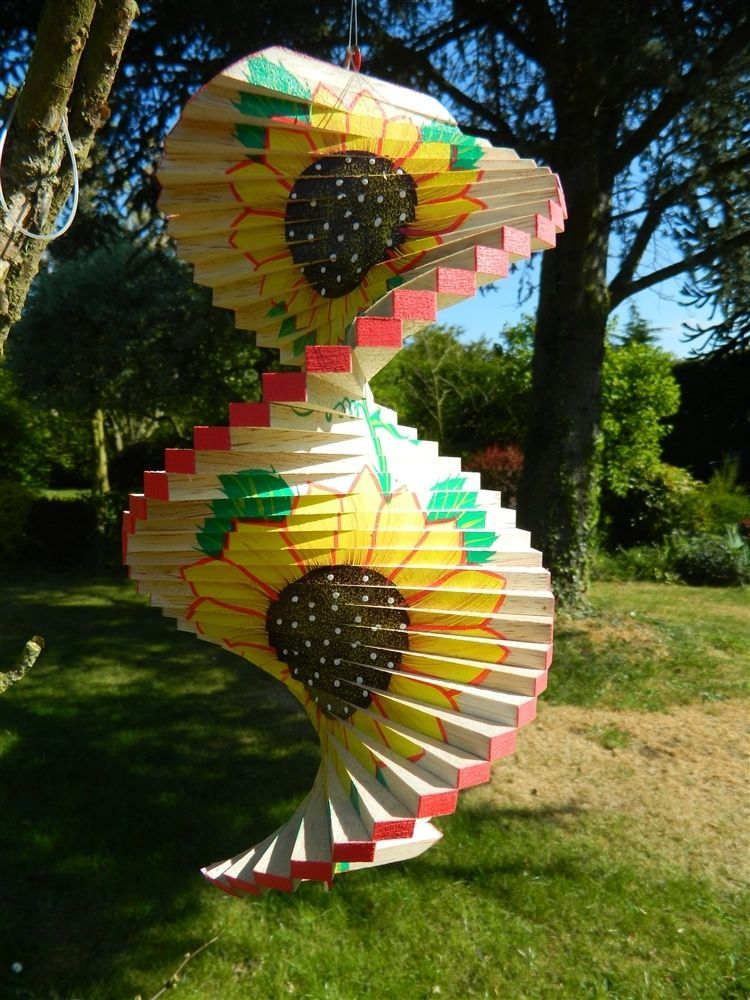 Wind Chimes Grape Pattern Garden Chimes Portable for Home Garden Decoration