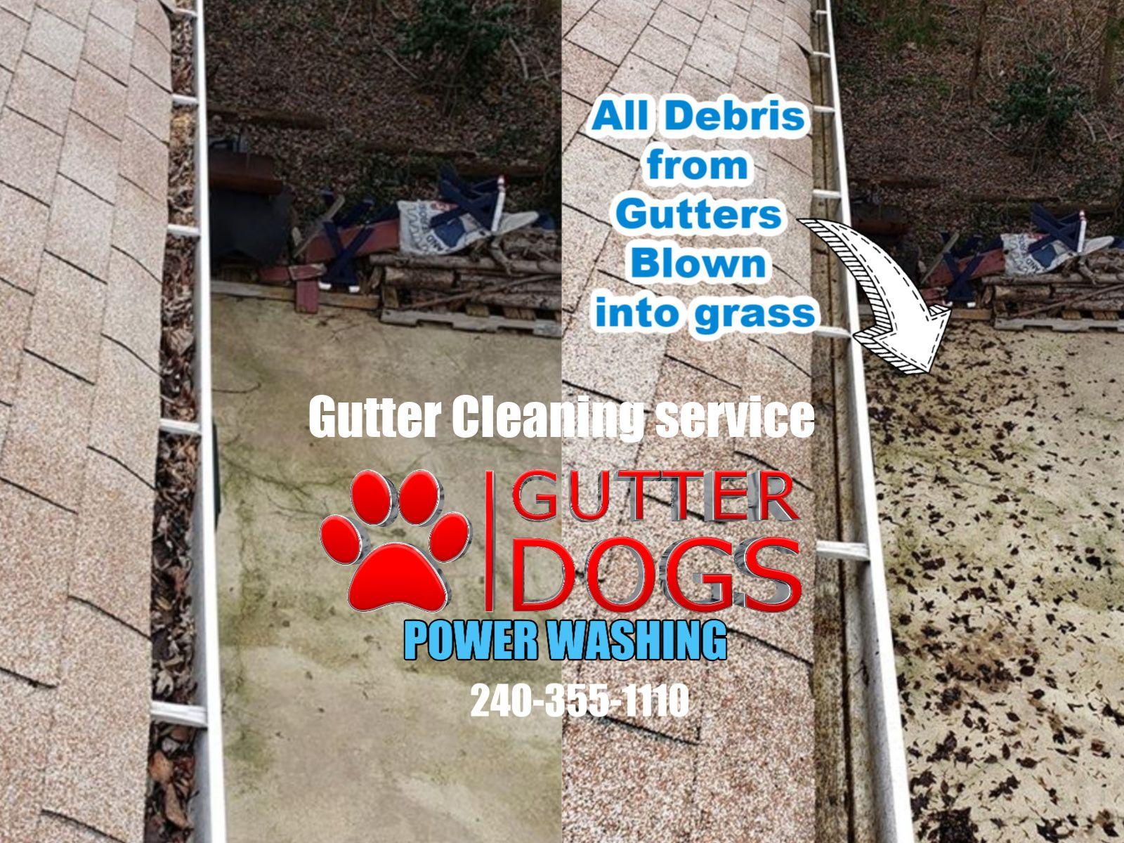 Gutter Cleaning Upper Marlboro Maryland In 2020 Cleaning Gutters Roof Cleaning Gutter
