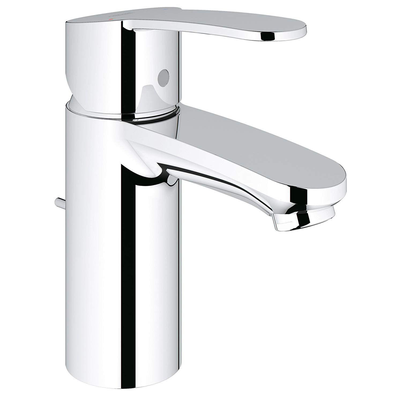 Eurostyle Cosmopolitan S Size Single Handle Single Hole Bathroom Faucet 1 2 Gpm Bathroom Faucets Single Hole Bathroom Faucet Single Handle Bathroom Faucet [ 1500 x 1500 Pixel ]