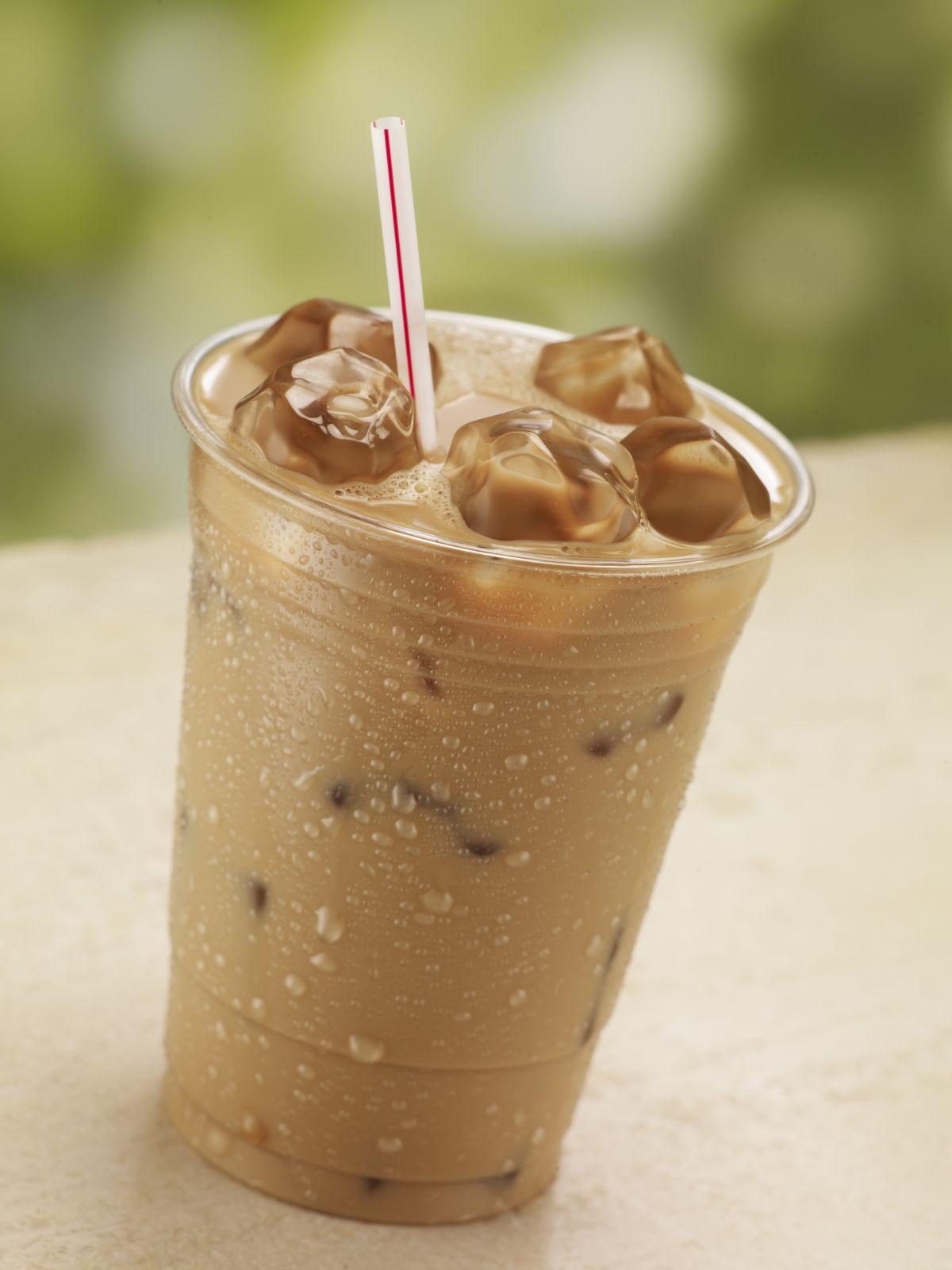 First Iced Coffee of the Season Coffee recipes, Homemade