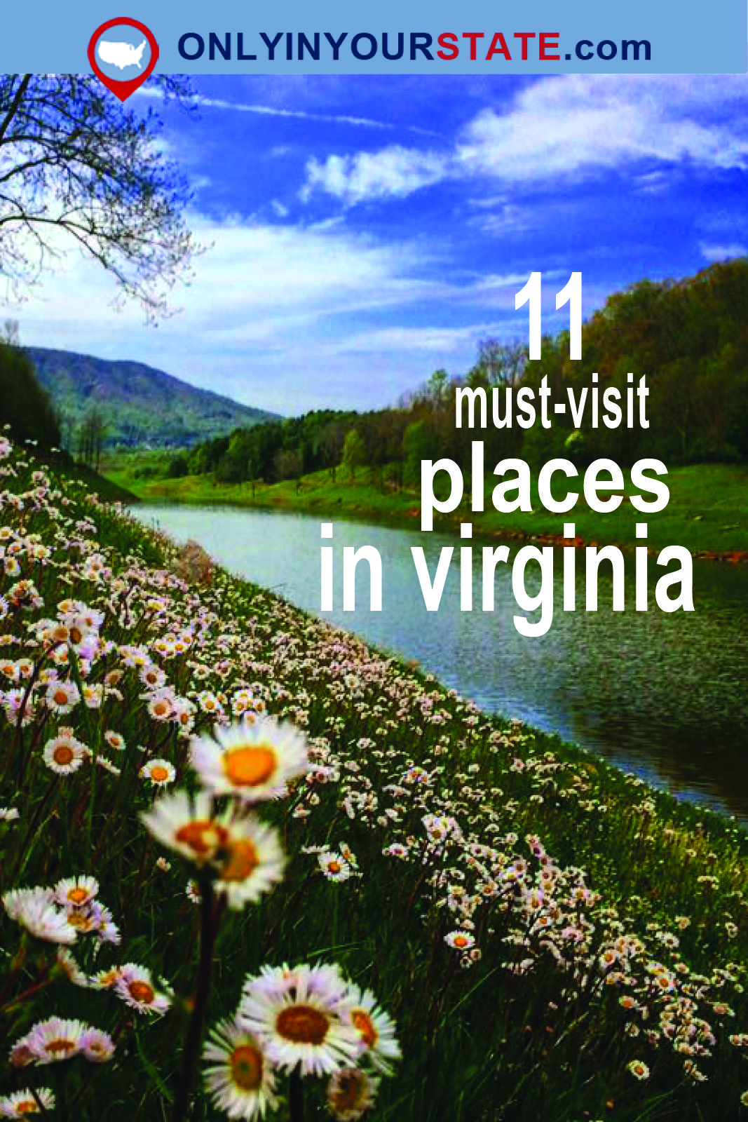 Travel Virginia Must Visit Adventure Site Seeing Beautiful Gorgeous Hiking Places To Go Things Do Wildflowers Weekend