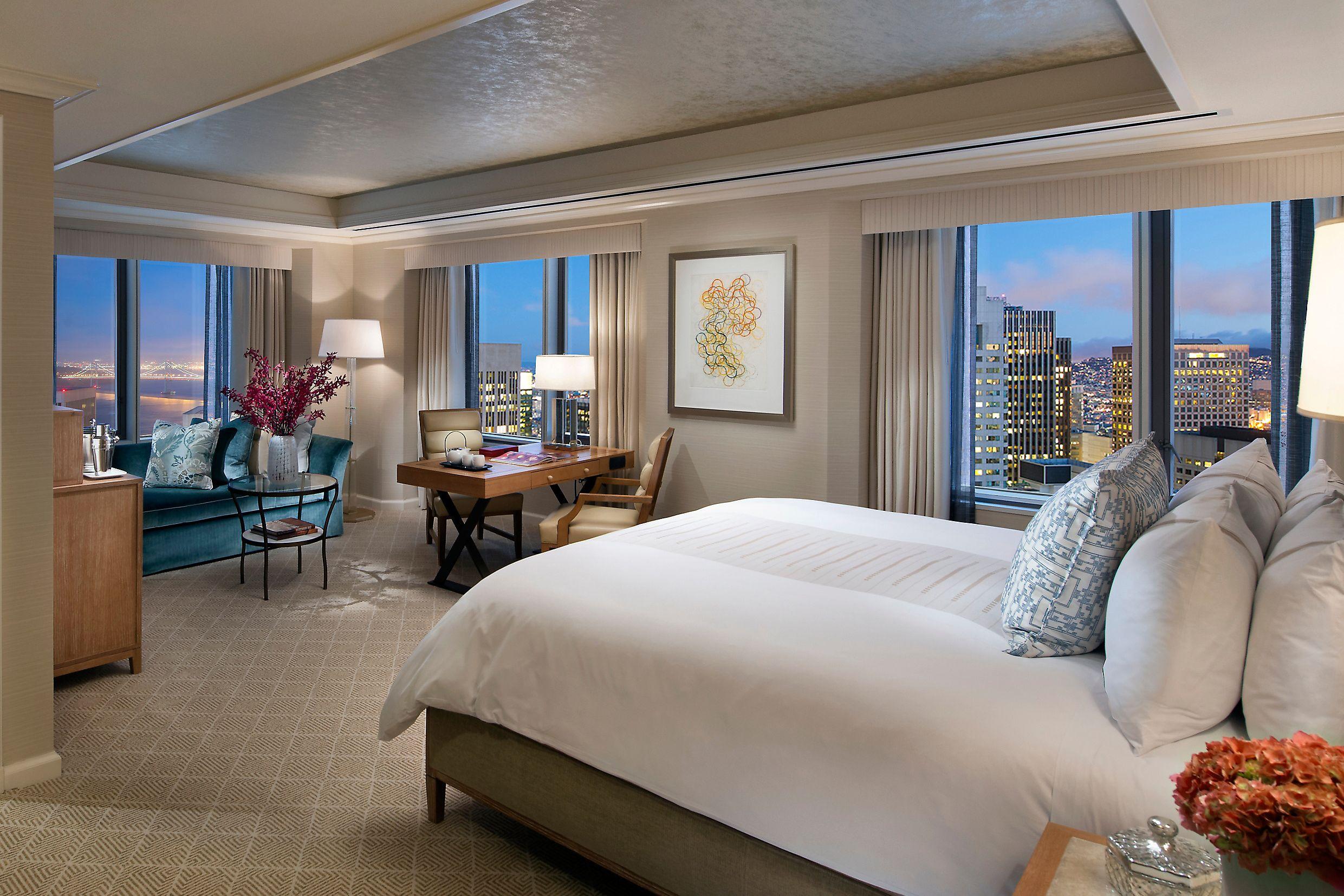 Mandarin Oriental San Francisco (With images) Luxury