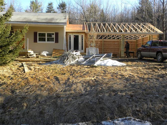 Adding Attached Garage With Breezeway Google Search