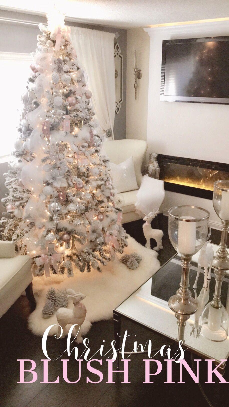 Pink Christmas Tree Decorations Nz Valoblogi Com