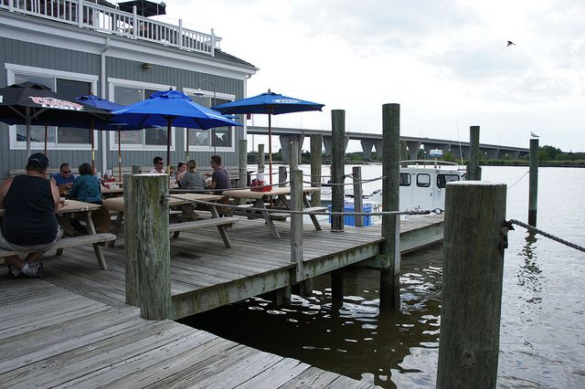 Harris Crab House Annapolis Md A Great Place For Drinks With