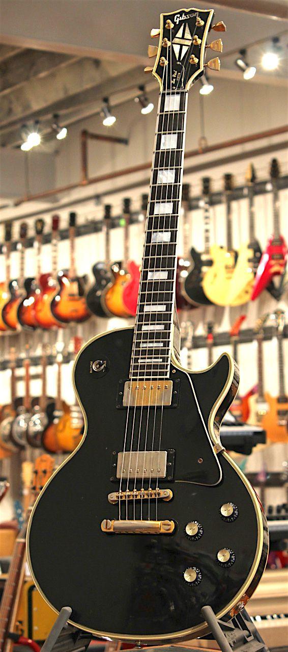 1971 Gibson Les Paul Custom #gibsonlespaul