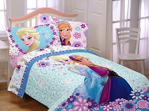 Frozen Bed Sheets & Frozen Towels