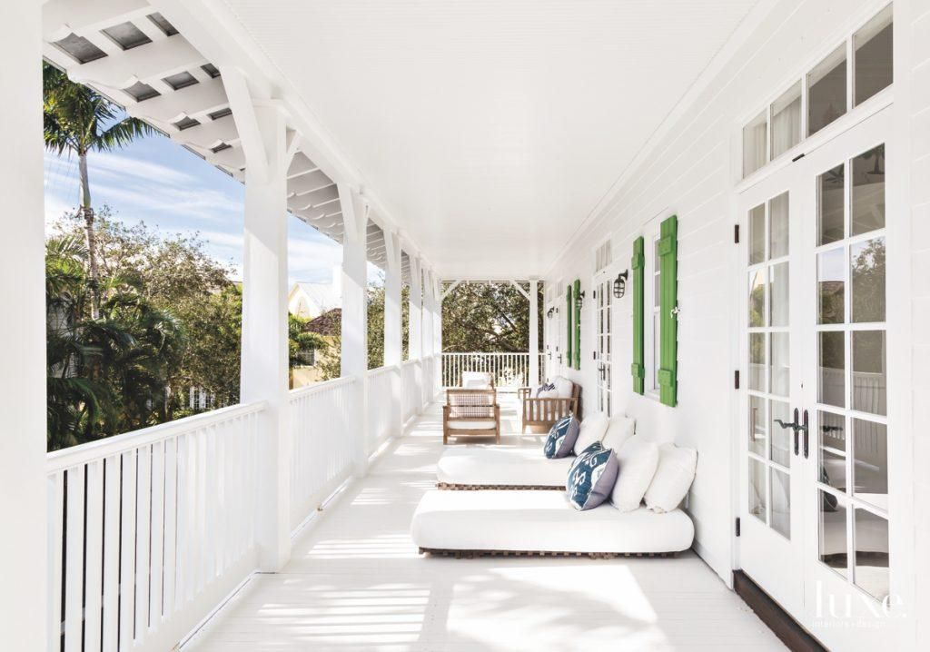 A Designer Infuses Her Vero Beach Home With Whimsy Ocean Front