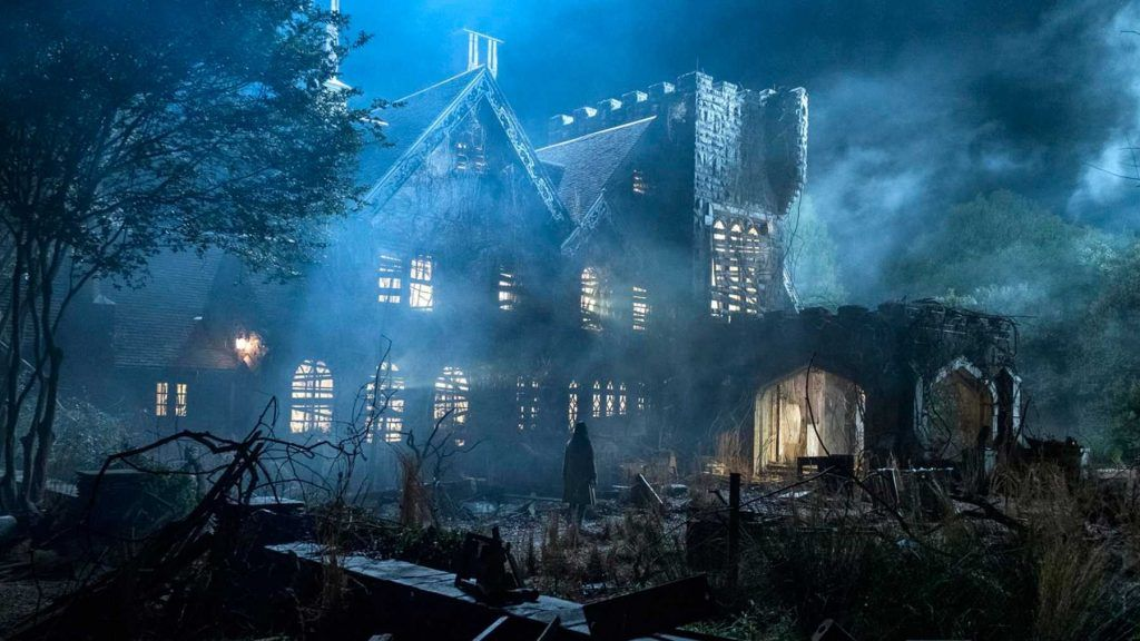 The Haunting Of Bly Manor On Netflx Release Date Cast And Other Updates In 2020 House On A Hill House Season 2 House Seasons