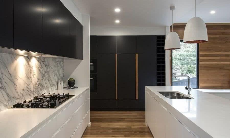 Cocinas modernas 2018 y 2017 150 fotos y tendencias de dise o y decoraci n cocinas kitchen Tendencias cocinas 2018