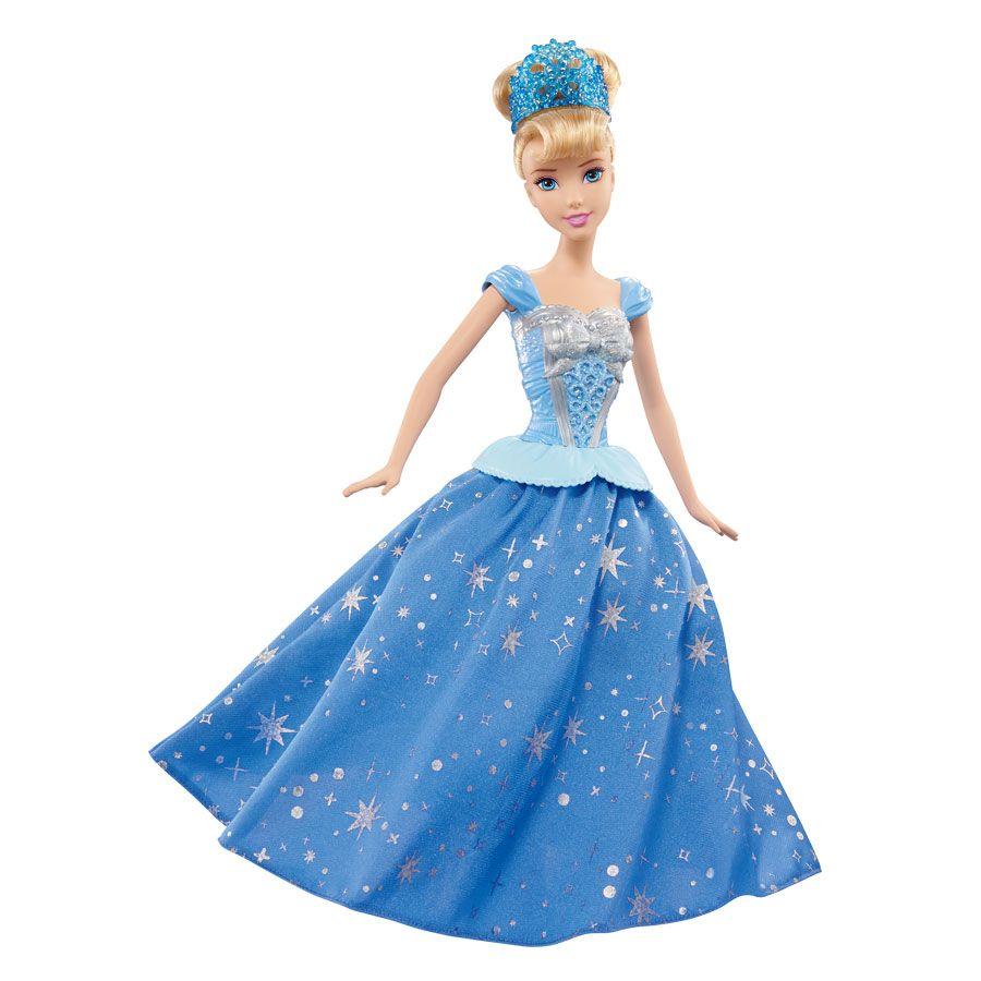 Christmas dress babies r us - Disney Princess Twirling Skirt Cinderella Doll Toys R Us Australia