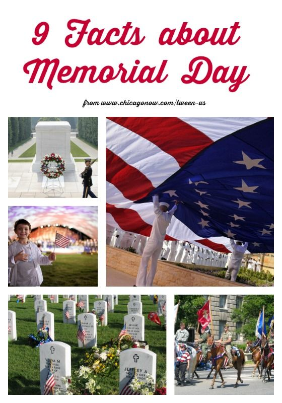 9 facts every American should know about Memorial Day ...