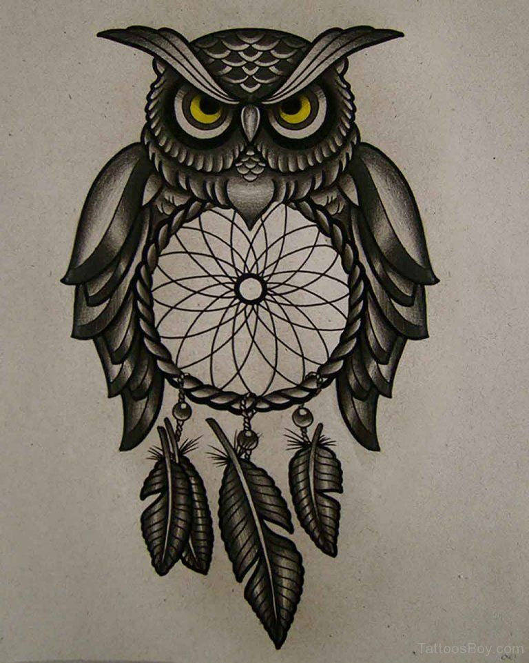 Owl Tattoos Tattoo Designs Pictures Page 4