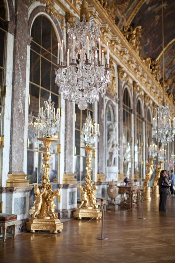 Hall of Mirrors Versailles | photography by http://danielleaquilinephotography.com/
