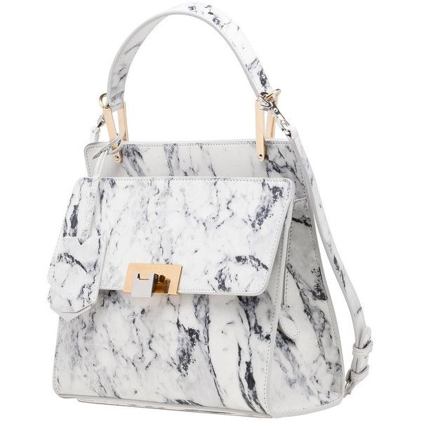 Balenciaga Le Dix Marble Zip Cartable S Liked On Polyvore Featuring Bags Handbags