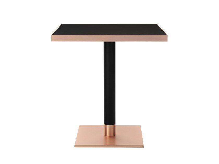 Quadratischer Gastronomie Tisch Sherry By Wiener Gtv Design In 2021 Tisch Design Einkaufen