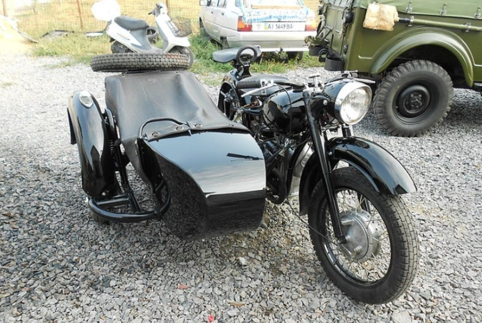 Selling Vintage Soviet Motorcycles Cars And Military Vehi