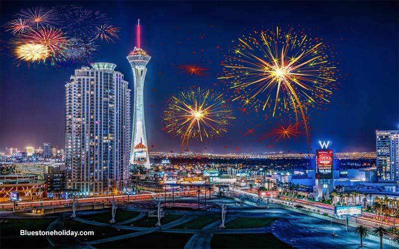 2015 Chinese New Year decoration at MGM Grand Las Vegas