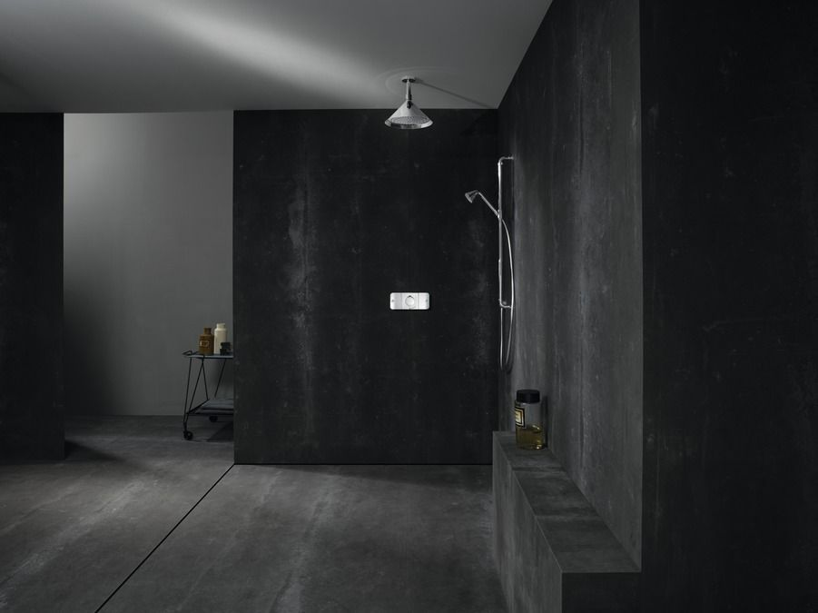 Axor shower set designed by Front | Showers and Shower Doors ...