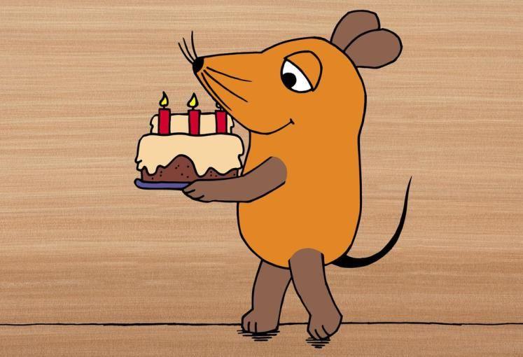 Happy Birthday Die Sendung Mit Der Maus Feiert Ihren 43