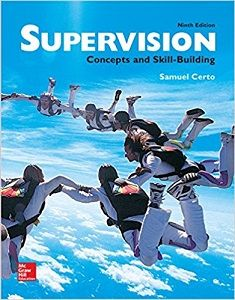 supervision concepts and skill building 9th edition solutions