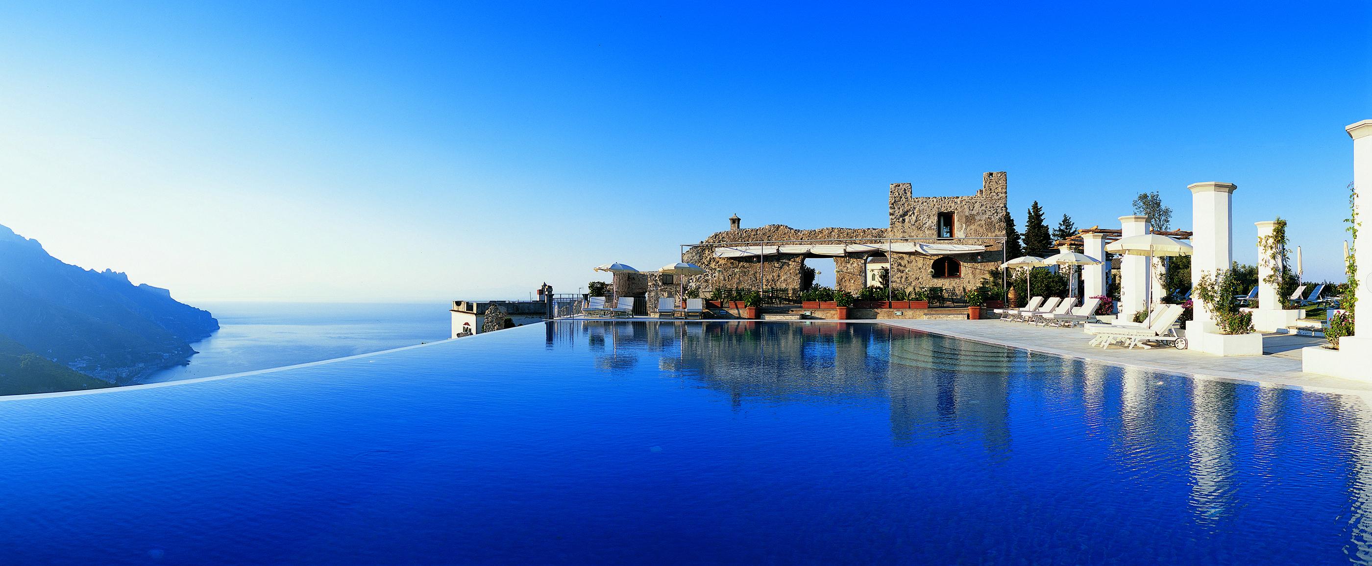 Infinity Pool Deutschland belmond hotel caruso italie luxury hotel amalfi