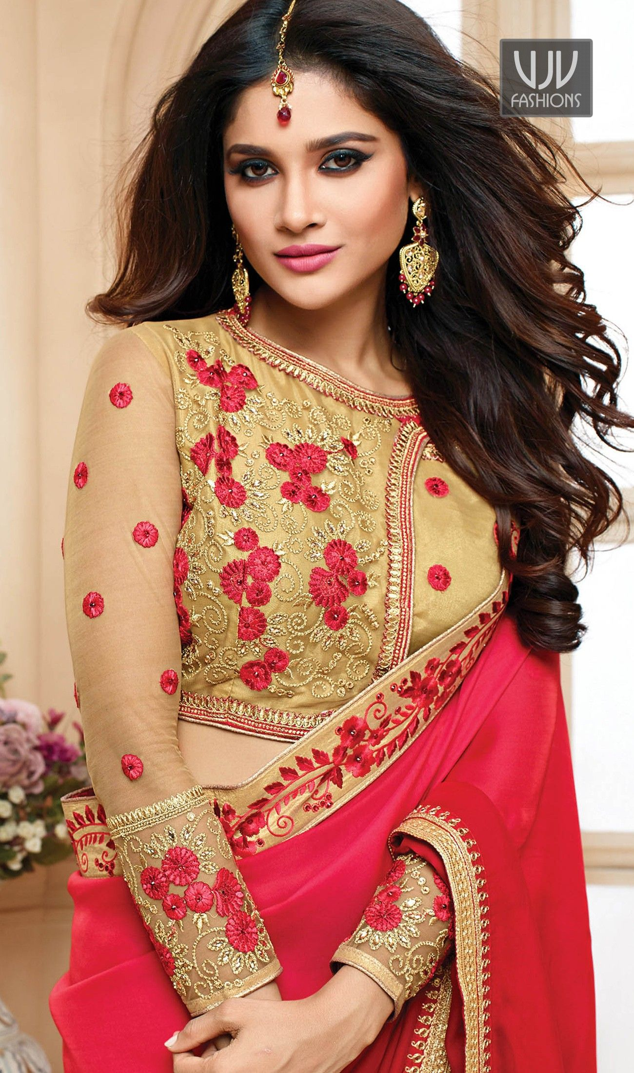 to wear - New sarees stylish video