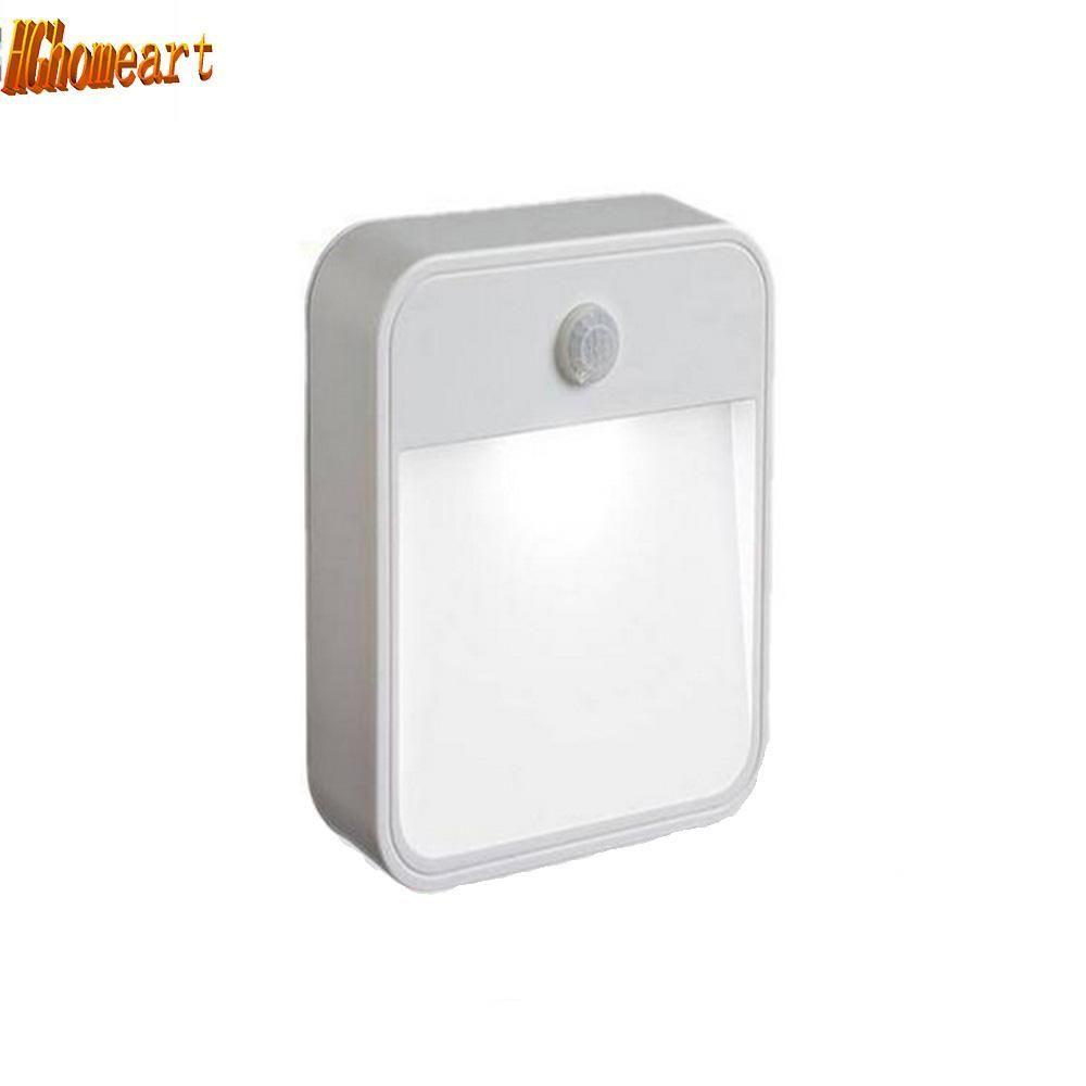 light sensor Wall LED Night Light Induction Lamp night led light ...
