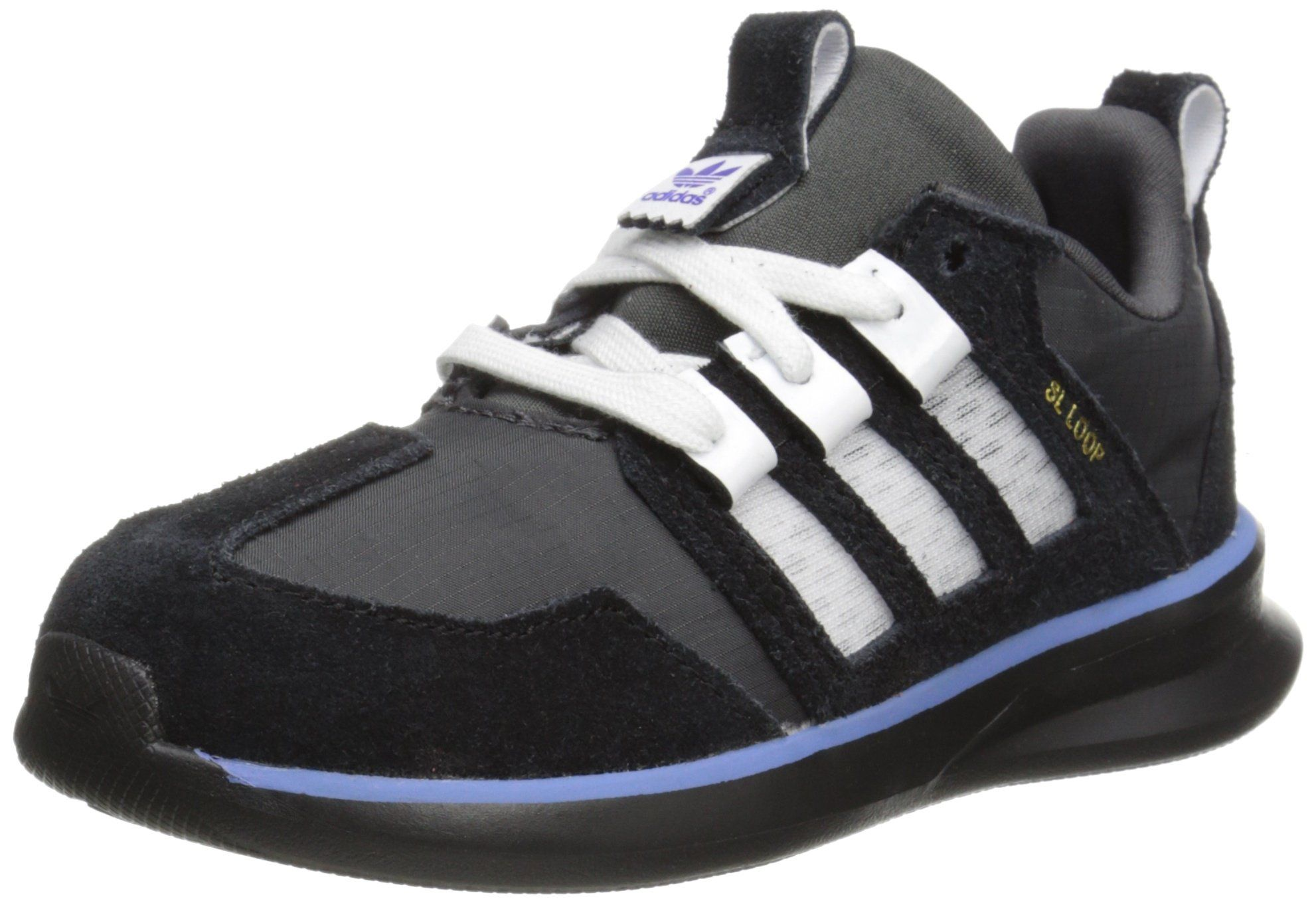 Adidas Originals Men's Black Sl Loop Runner Sneakers night Flash Night Flash Coupons